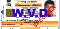 Issue of smart card based driving licenses, registration certificates and other managerial functions