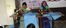 Livelihood opportunities through skill up gradation in rural Varanasi to the poorest of the poor you