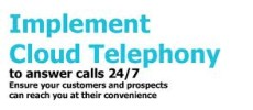Cloud Telephony and IVRS (Interactive Voice Response System)